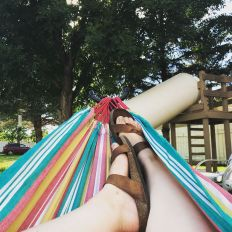 Summer Lovin | Berks in the Hammock